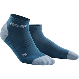 cep Low Cut Socks 3.0 Homme, blue/grey